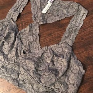 Free People bralette XL